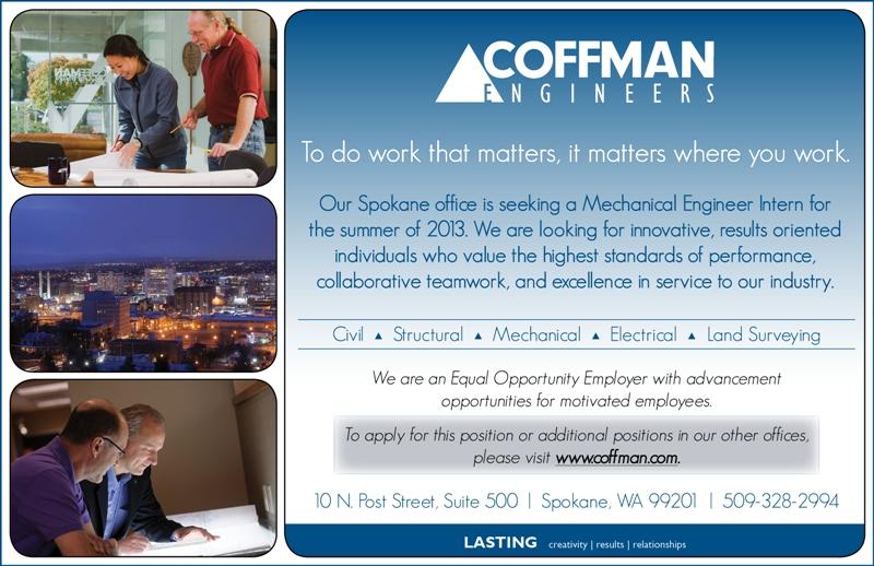Mechanical Engineer Ad